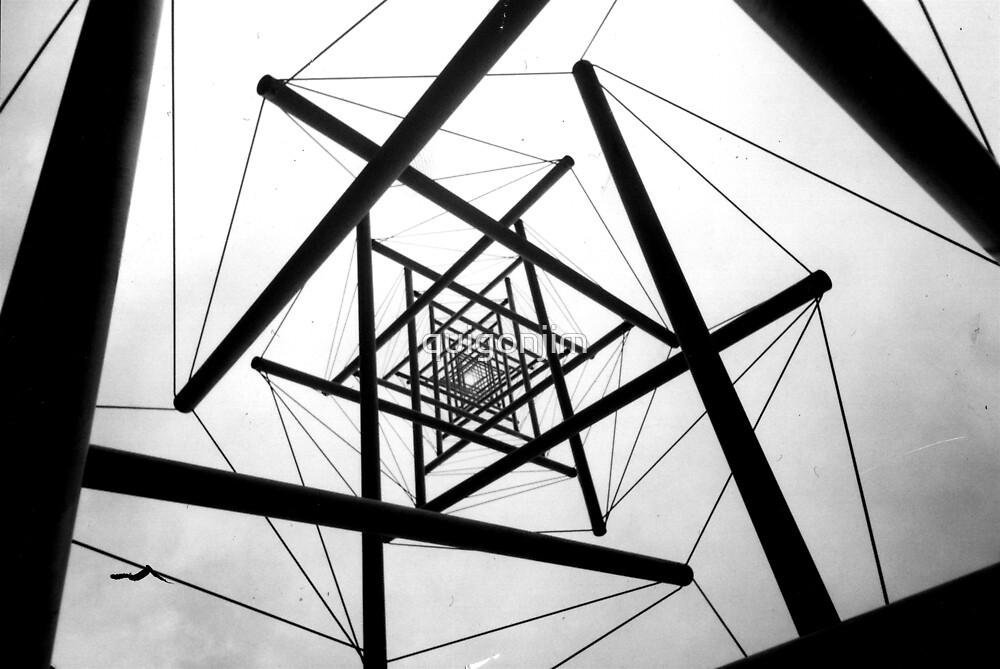 Beneath the Tower by quigonjim