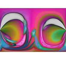 Psychedelic Photographic Print