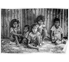 Faces of Timor #11 Poster