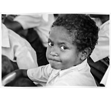 Faces of Timor #5 Poster