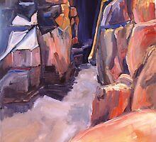 Cavern by Jenny82