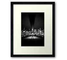 Darling harbour Framed Print