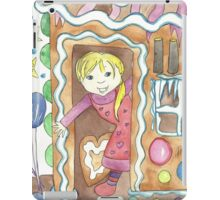 Gingerbread house iPad Case/Skin