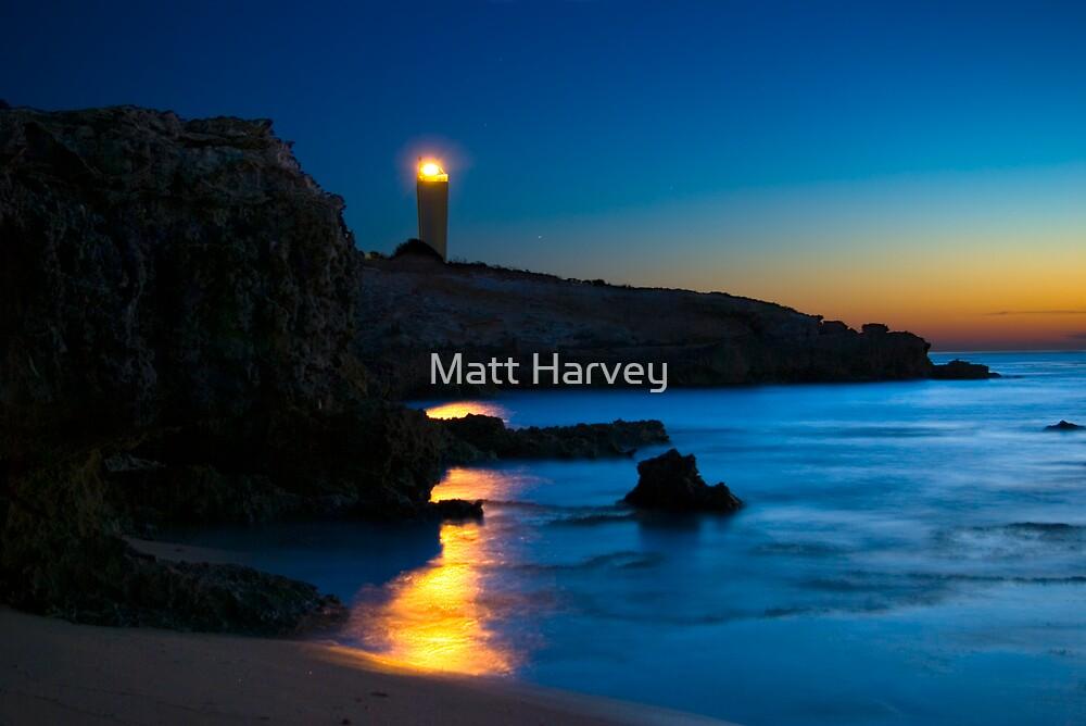 Lighthouse Blues by Matt Harvey