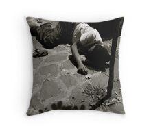 Daysleeper Throw Pillow
