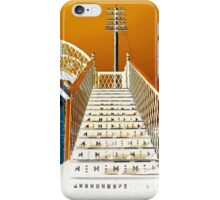 Railway Footbridge iPhone Case/Skin