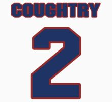 National baseball player Marlan Coughtry jersey 2 by imsport
