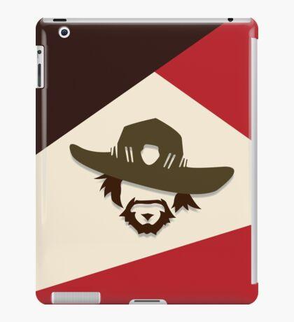Overwatch McCree iPad Case/Skin