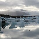 Ice Reflections by awoni