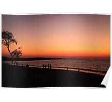 Sunburnt Skies Poster