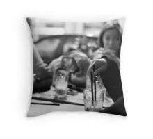 caipiroska Throw Pillow