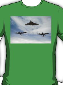 Three Avro bombers T-Shirt