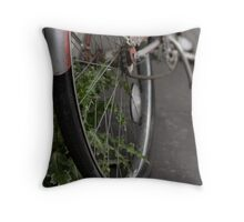 Forgotten Transportation Throw Pillow
