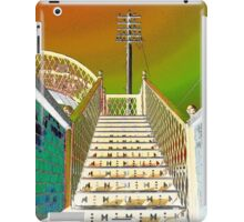 Whitehead Footbridge iPad Case/Skin