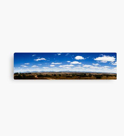 Desolate South Africa Canvas Print