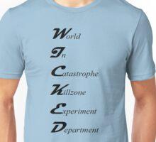 World In Catastrophe: Killzone Experiment Department Unisex T-Shirt