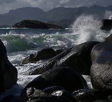 Lofoten, Norway by Per E. Gunnarsen