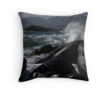 Lofoten, Norway Throw Pillow