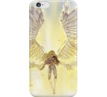 Claymore finale - Salvation iPhone Case/Skin