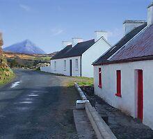 Irish cottages by dianem