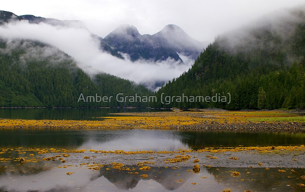 Blanket of Clouds by Amber Graham (grahamedia)