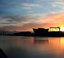 Harland & Wolff Dawn by Wrayzo