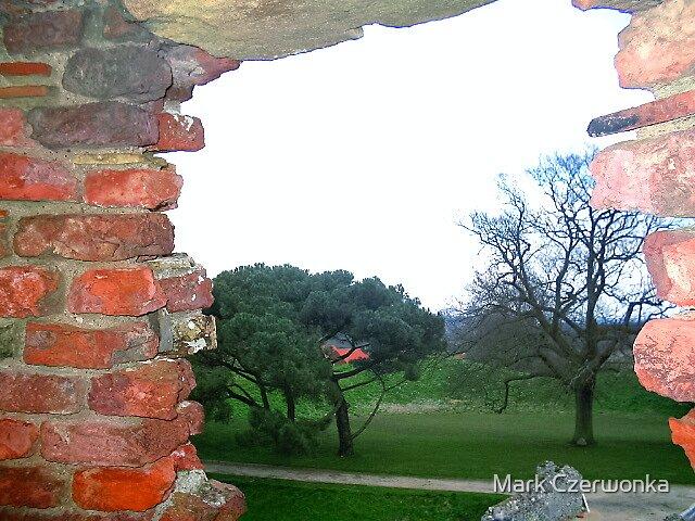 hole in the wall by Mark Czerwonka