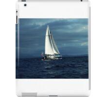 Sails Ahoy iPad Case/Skin