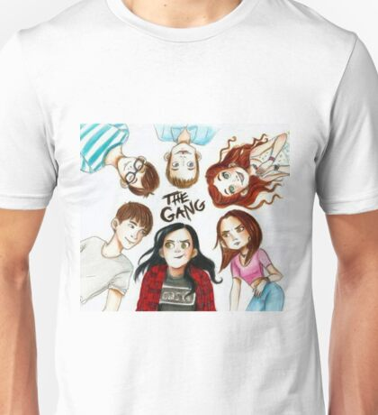 My Mad Fat Diary Edit  Unisex T-Shirt