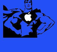 superapple man by pixing