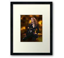 Charissa Framed Print