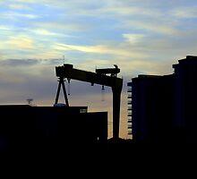 Harland & Wolff Silhouette by Wrayzo