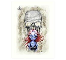Mystique Art Print