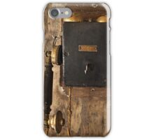 One Ringy Dingy iPhone Case/Skin