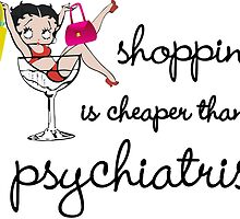 shopping is psychological by Gul Adg