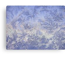 Frosted glass 2 Canvas Print