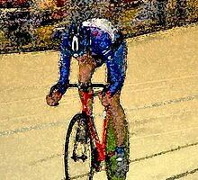 Final sprint by Jeffrey  Sinnock