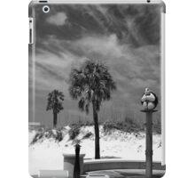 Clearwater Beach Mono iPad Case/Skin