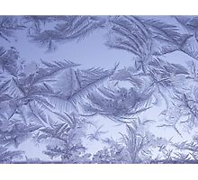 Frosted glass 4 Photographic Print