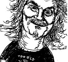 Billy Connolly by Des Howell