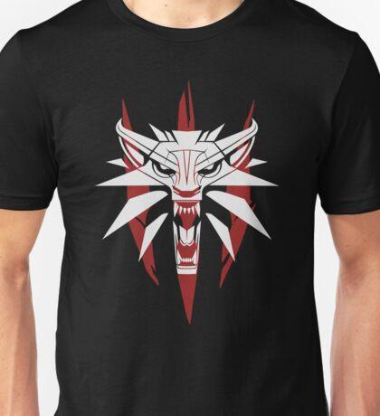 The White Wolf - The Witcher t-shirt / Phone case / Mug 1 Unisex T-Shirt