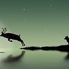 The hunt by Christina Brundage