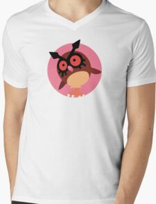 Hoothoot - 2nd Gen Mens V-Neck T-Shirt