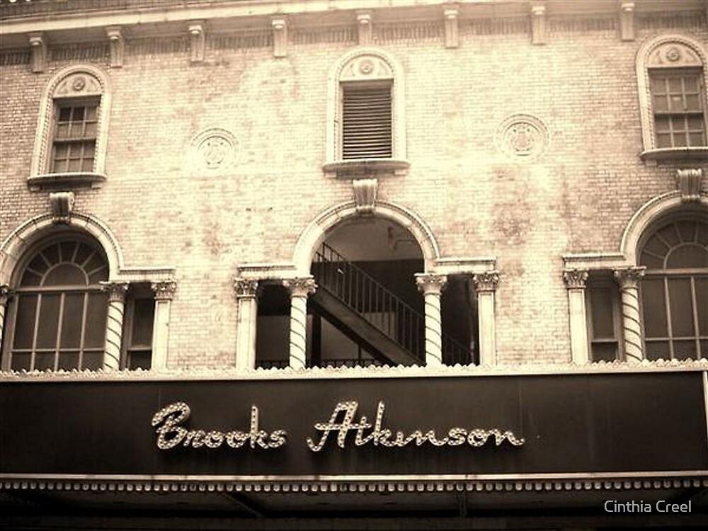 BrooksAtkinson Theatre by Cinthia Creel