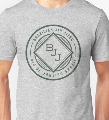 Brazilian Jiu-Jitsu Unisex T-Shirt