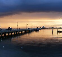 Goodnight StKilda by Bruce  Watson