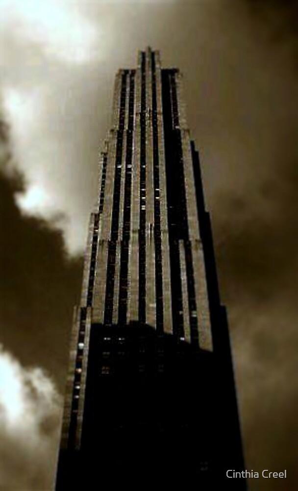 Rockefeller Center by Cinthia Creel
