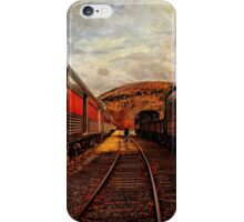 Non Judgmental Journey iPhone Case/Skin