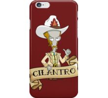 Roy Rogers McFreely - Cilantro iPhone Case/Skin
