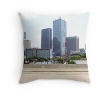 DALLAS, TEXAS PASSING YOU BY! Throw Pillow